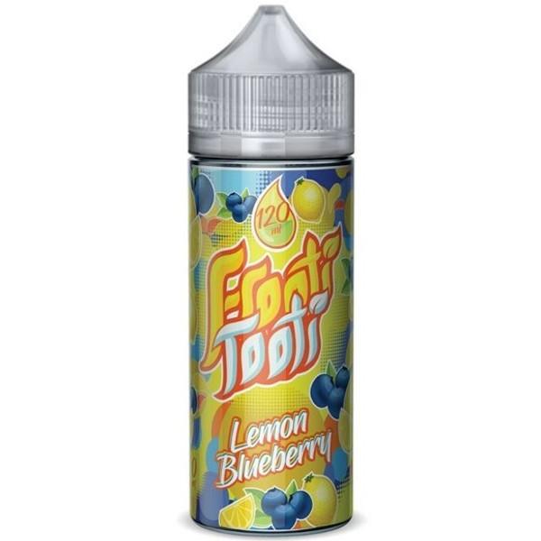 Lemon & Blueberry E Liquid 100ml Shortfill by Frooti Tooti