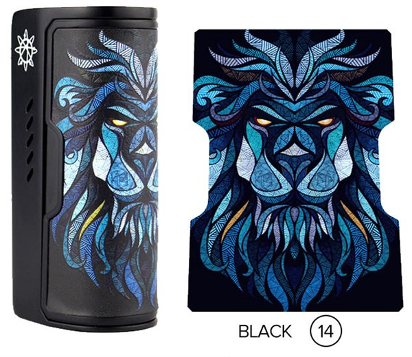 Dovpo Rogue 100 Mod Black 14 Design