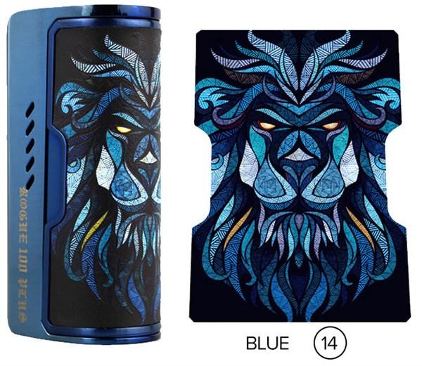 Dovpo Rogue 100 Mod Blue 14 Design