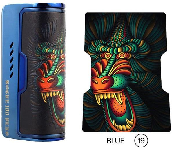 Dovpo Rogue 100 Mod Blue 19 Design