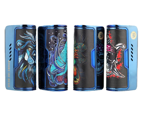 Dovpo Rogue 100 Mod in Blue