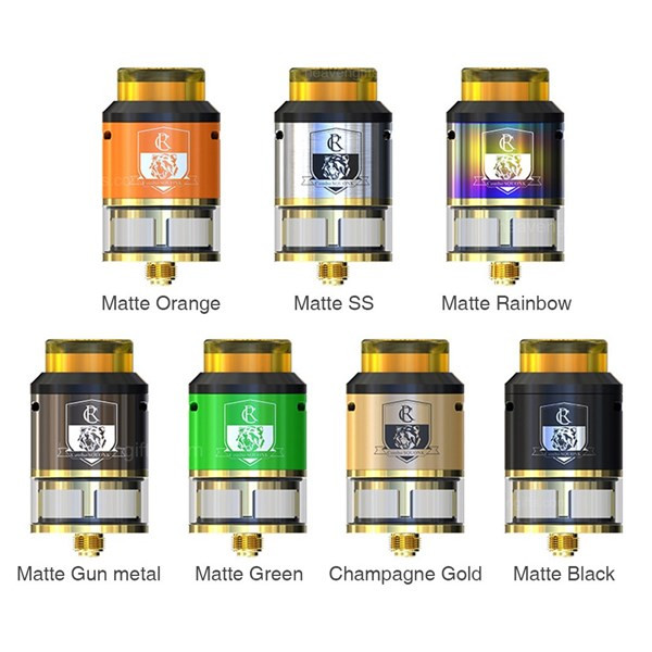 IJOY Combo Squonk RDTA Colour Options