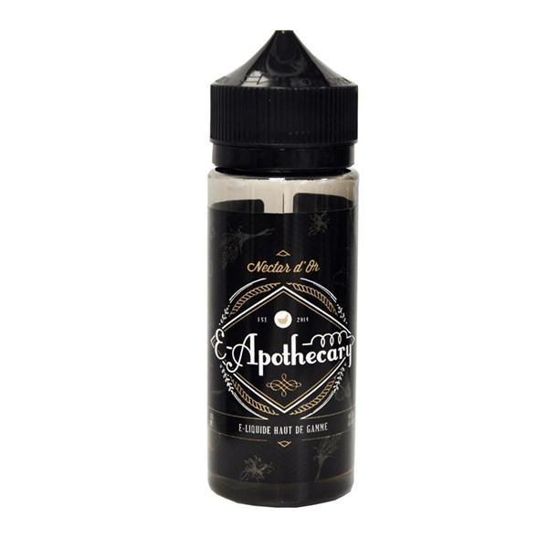 Nectar D'or E Liquid 100ml Shortfill by E-Apothecary (Zero Nicotine & Free Nic Shots to make 120ml/3mg)
