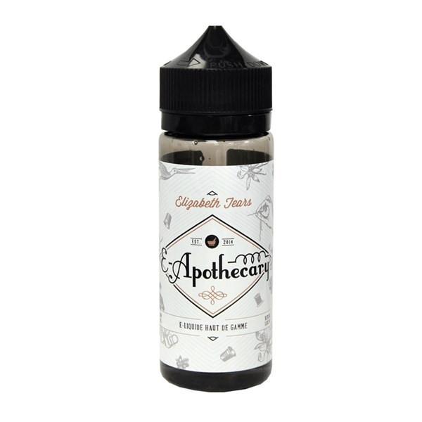 Elizabeth Tears E Liquid 100ml Shortfill by E-Apothecary (Zero Nicotine & Free Nic Shots to make 120ml/3mg)