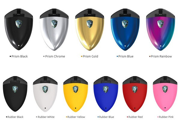 Smok Rolo Badge Colours Options