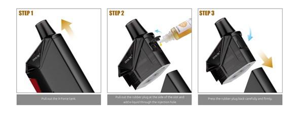 Smok X Force Pod Refill System