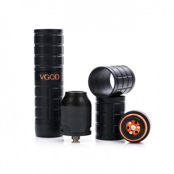 VGOD Pro Mech 2 Vape Kit inc Elite RDA Parts