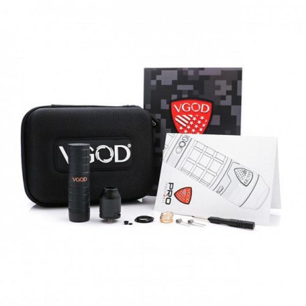 VGOD Pro Mech 2 Vape Kit Free Delivery