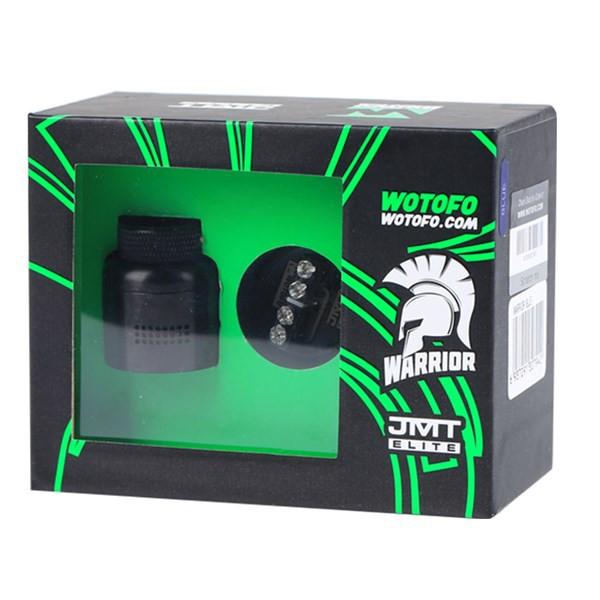 Wotofo Warrior RDA Packaging