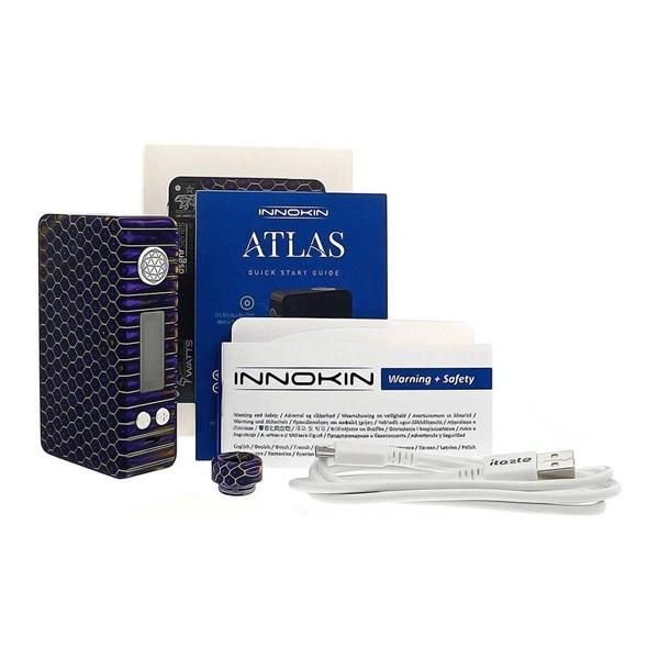 Innokin Atlas Bigbox 200w Box Mod Box Contents