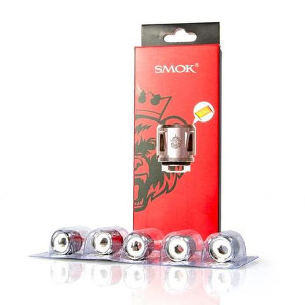 5 Pack SMOK V8 Baby Strip Coils Packaging