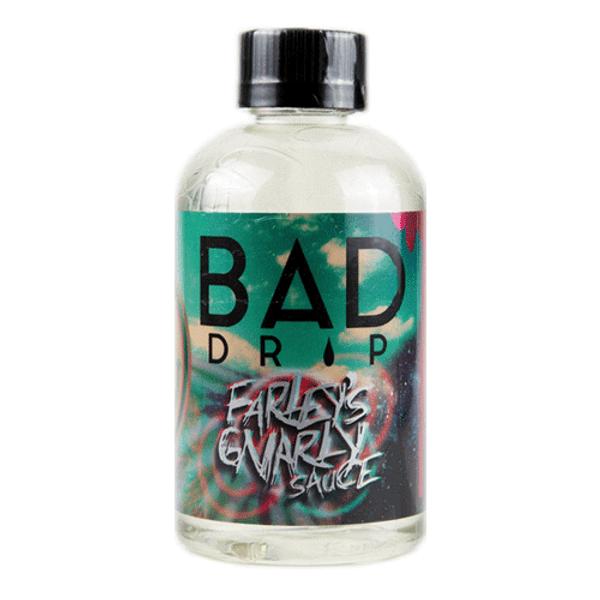 Farley's Gnarly Sauce E Liquid 100ml Shortfill By Bad Drip