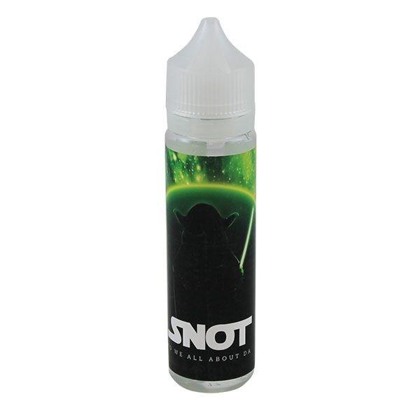 Snot Yoda E Liquid 50ml (60ml with 1 x 10ml nicotine shots to make 3mg) Shortfill by TAOV