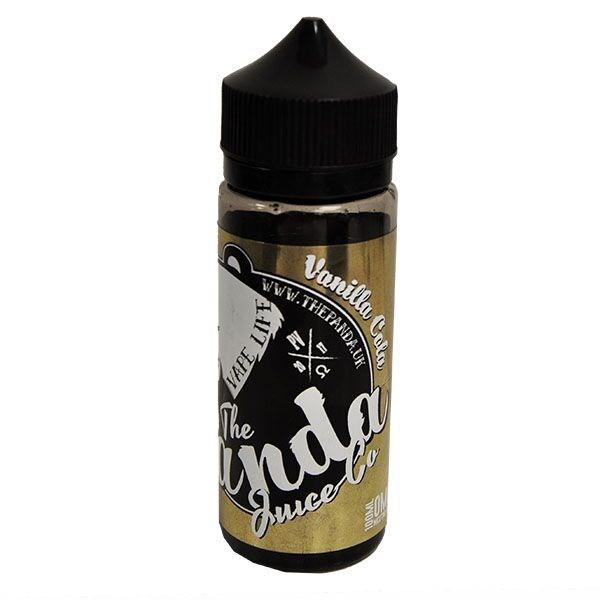 Vanilla Cola E Liquid 100ml (120ml with 2 x 10ml nicotine shots to make 3mg) Shortfill By The Panda Juice Co