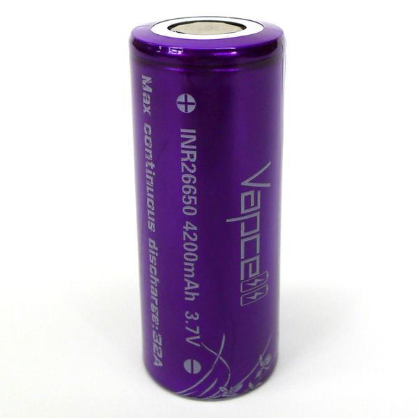 Vapcell 26650 4200 mAh Battery