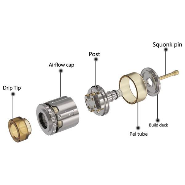 Vandy Vape Pyro V2 BF RDTA Parts