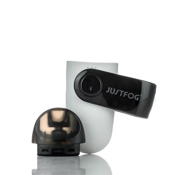 Justfog C601 Pod Vape Kit Opening and POD