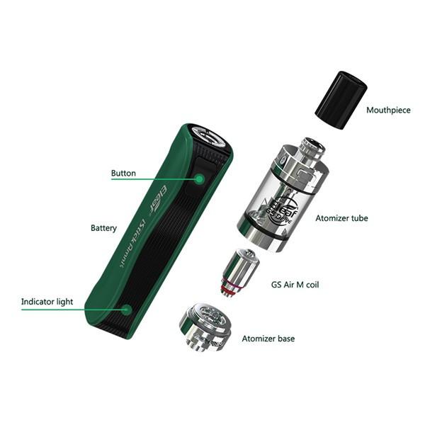 Eleaf iStick Amnis Vape Kit Parts