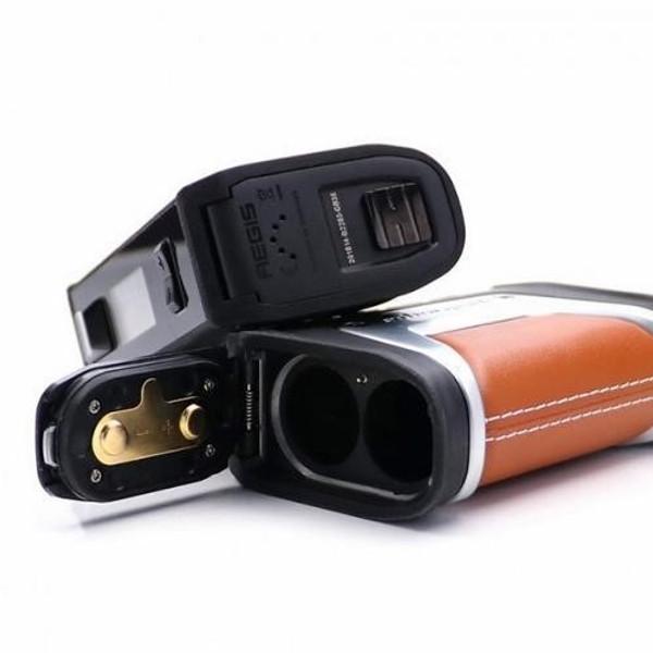 Geekvape AEGIS Legend 200W Box Mod Batteries Compartment