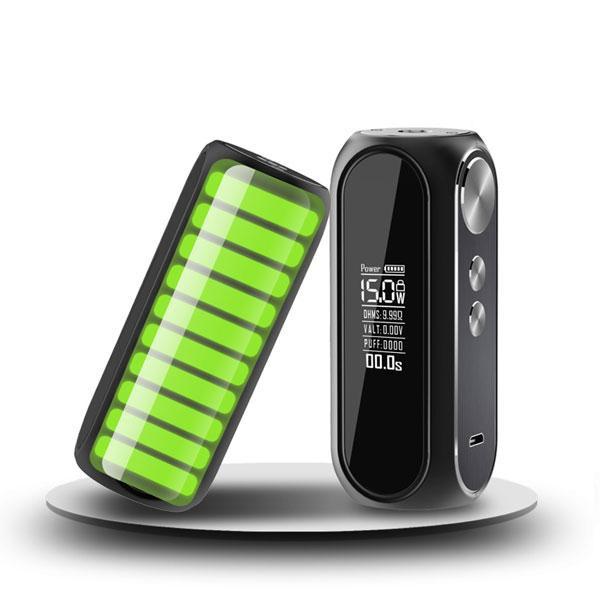 OBS Cube Vape Kit Battery Life