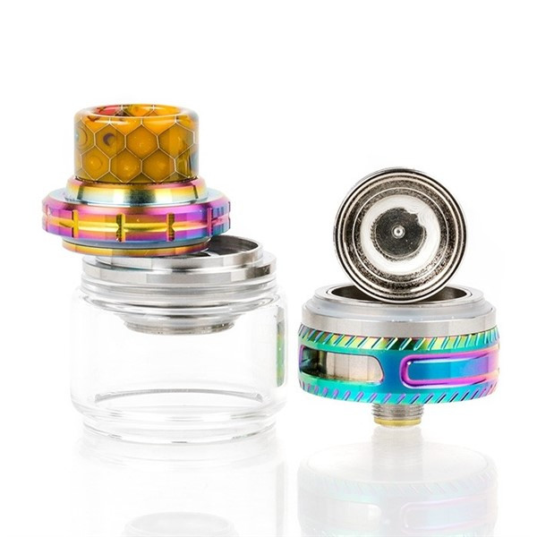 Smoant Naboo Tank in Parts