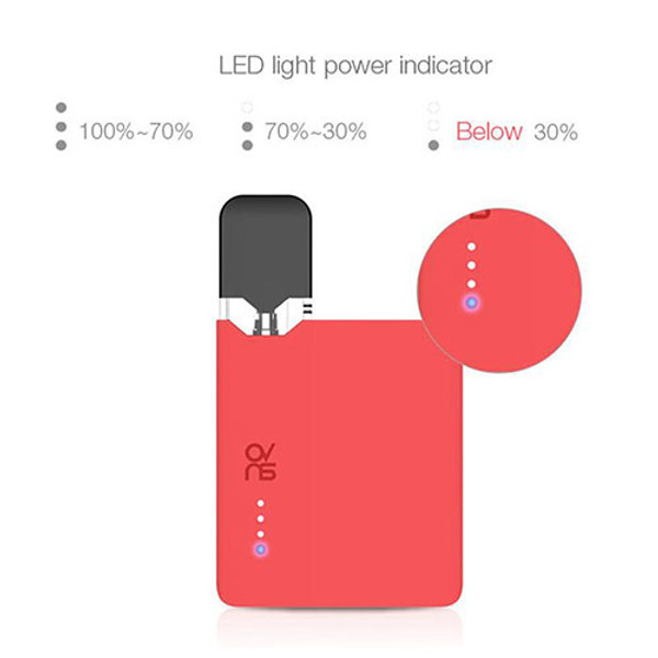 OVNS JC01 Pod Vape Kit Power LED