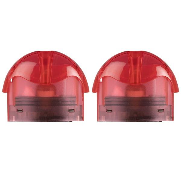 2 Pack Replacement Perkey LOV Pod Cartridges Red