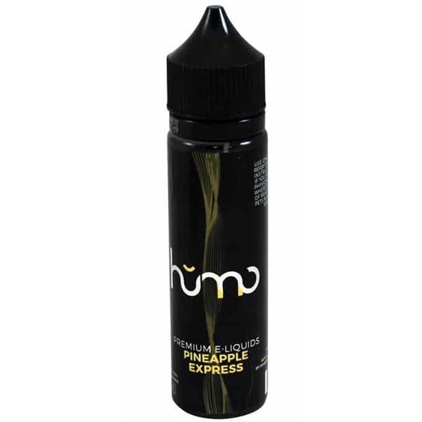 Pineapple Express E Liquid 50ml (60ml with 1 x 10ml nicotine shots to make 3mg) Shortfill by Humo