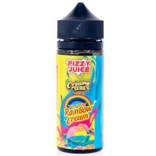 Rainbow Cream E Liquid 100ml Shortfill (120ml with 2 x 10ml nicotine shots to make 3mg) by Mohawk & Co E Liquids Only £13.49 (FREE NICOTINE SHOTS)