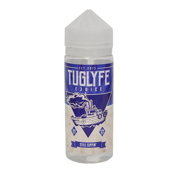 Tuglyfe Still Sippin E Liquid Shortfill (120ml with 2 x 10ml nicotine shots to make 3mg) by Flawless E Liquid Only £21.49 (Zero Nicotine)