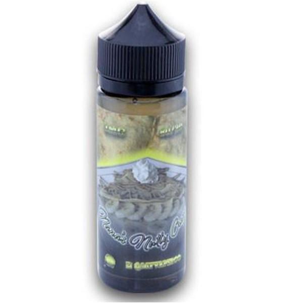Nana's Nutty Crepe Eliquid 100ml (120ml with 2 x 10ml nicotine shots to make 3mg) by MF Vapes Co (Zero Nicotine)