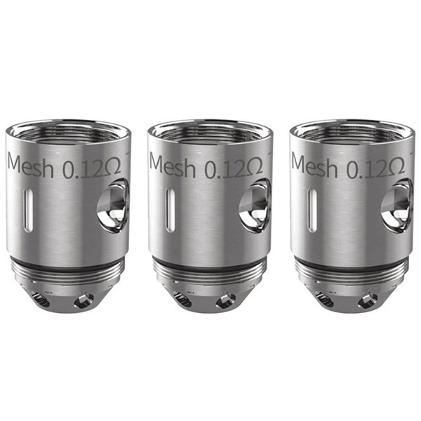 3 Pack Smoant Naboo Atomizer Dual Mesh Coil Heads