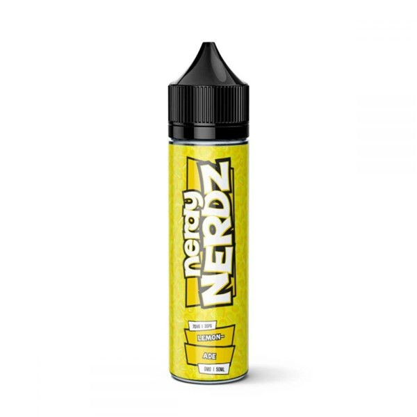 Lemon-Ade E Liquid 50ml by Nerdy Nerdz