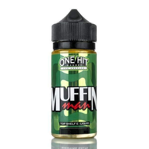 Muffin Man E Liquid 100ml by One Hit Wonder