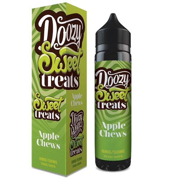 Apple Chews E Liquid 50ml by Doozy Vape