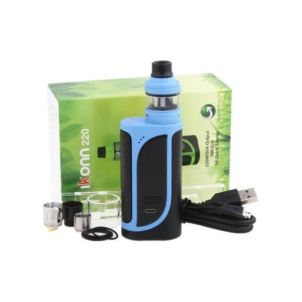 Eleaf-iKonn-200-Packaging & Contents