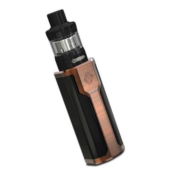 Wismec-Sinuous P80-Bronze Setup