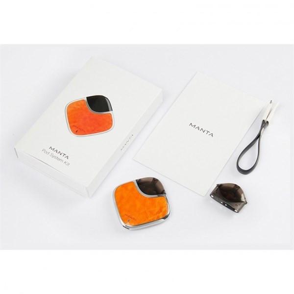 Perkey - Manta - Pod System - Packaging & Contents