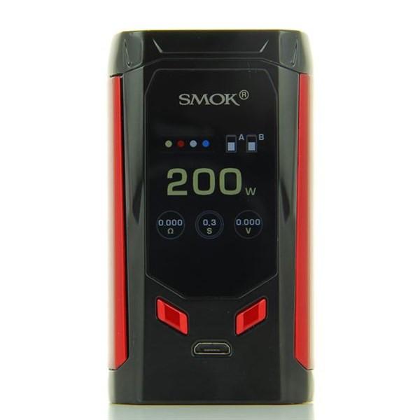 Smok  - R-Kiss - Screen View