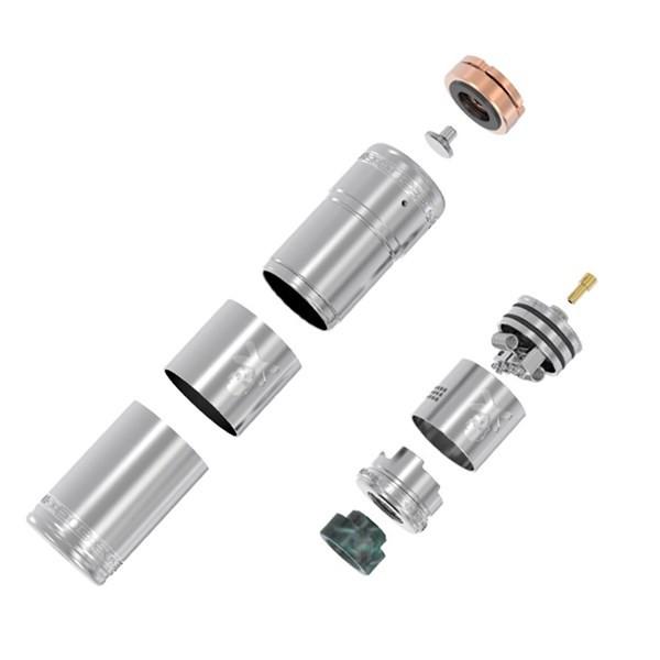 Vandy-Vape-Bonza-Mech Kit - Parts