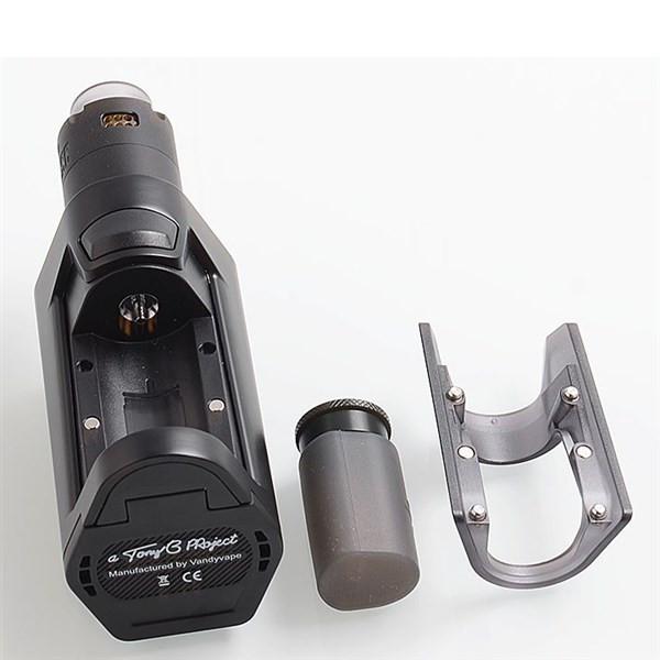 Vandy Vape - Pulse Dual Squonk Kit - Bottle Area