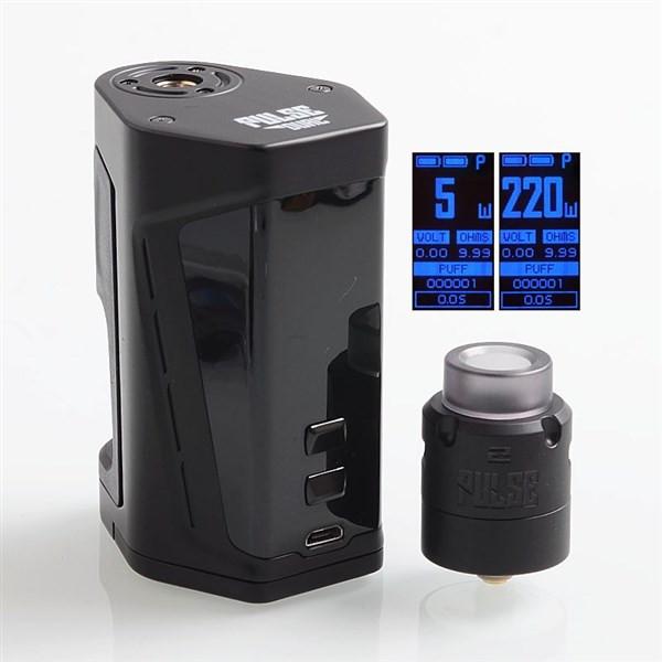 Vandy Vape - Pulse Dual Squonk Kit - Mod & RDA