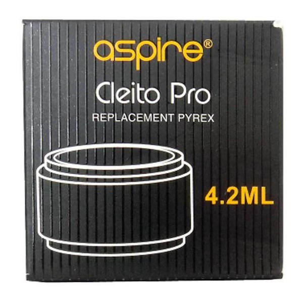 Aspire Cleito Pro - Replacement Glass Box View