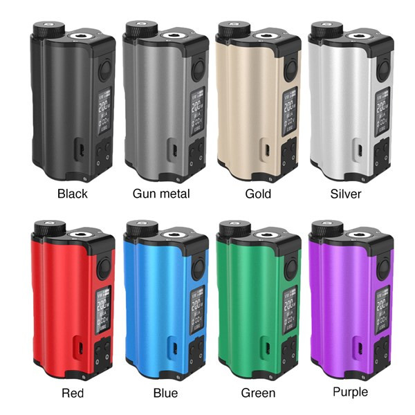 Dovpo - Topside Dual - Colour Options