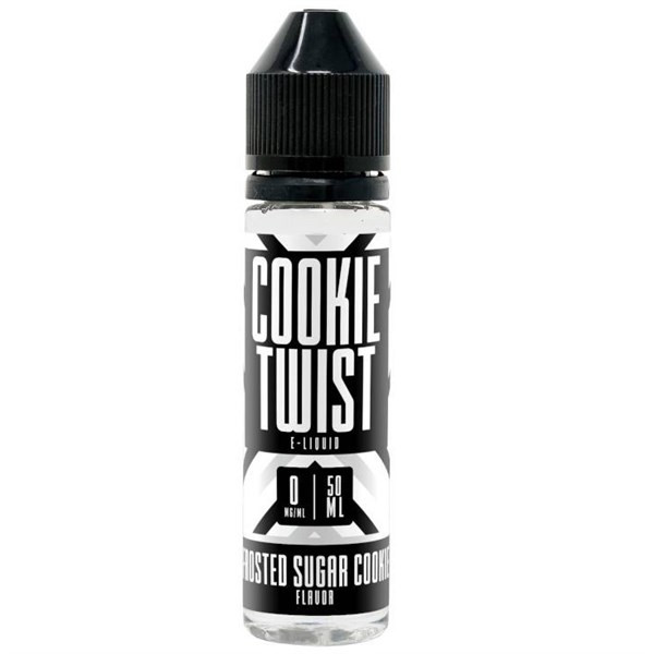 Frosted Sugar Cookie 50ml By Cookie Twist