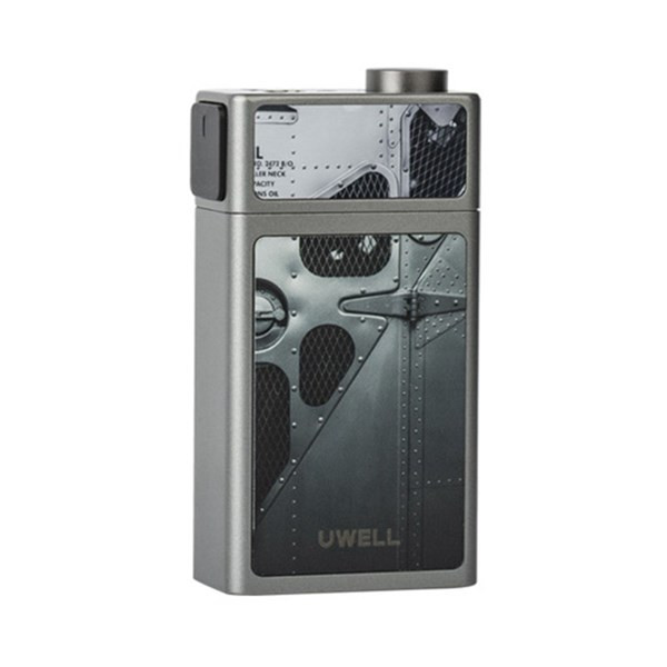 Uwell - Blocks - Squonk (BF) Kit - Mod Only View