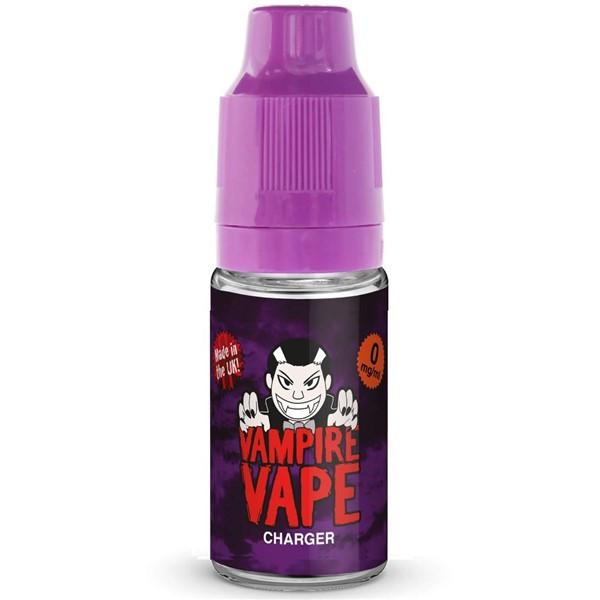 Charger E Liquid 10ml By Vampire Vape
