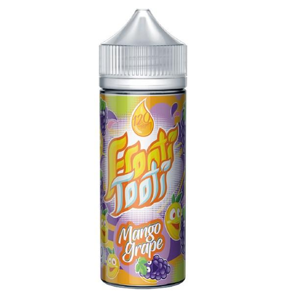 Mango Grape E Liquid 100ml Shortfill by Frooti Tooti E Liquids Only £9.99 (FREE NICOTINE SHOTS)
