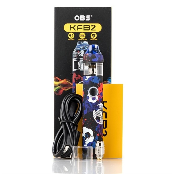 OBS KFB2 Kit - Packaging & Contents