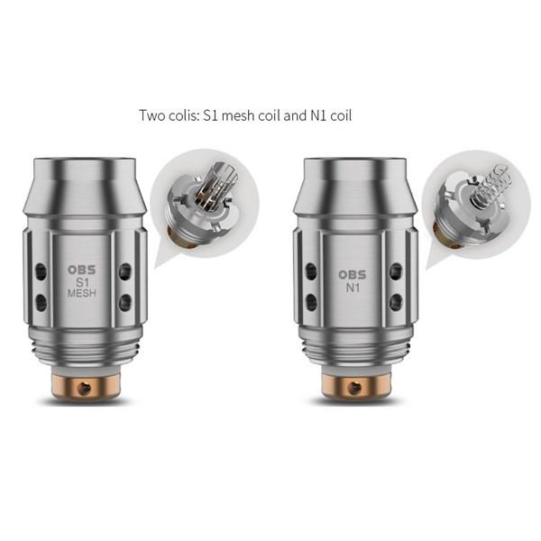OBS KFB2 Kit - Coil Options